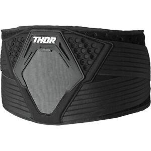 Thor Guardian Belt Motocross Offroad Kidney Belt Black