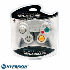 NEW Nintendo Wii /GameCube CirKa Controller Silver Controller Fast Ship! GA-134