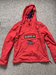 mens napapijri Summer  jacket Size Large