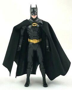 Bend-ems DC Comics Batman Bendable Figure Michael Keaton 1989 Tim Burton