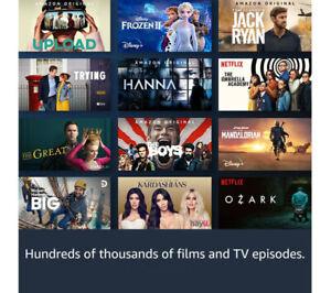 Amazon Fire TV Stick 4K -  Most Powerful Stick with Alexa HDR Plug & Play  Black