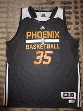 Dragan Bender #35 Phoenix Suns NBA Practice Game Used Worn Jersey XL