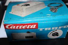 Carrera Trafo 124 Universal dreistufig selten..53712.. funktionsfähig OVP