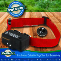 PetSafe Dog Bark Collar Static Control Stop Dogs Barking Small Med Large PBC-102