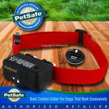 PetSafe Dog Bark Collar Static Control Stop Dogs Barking Small Med Large PBC-102