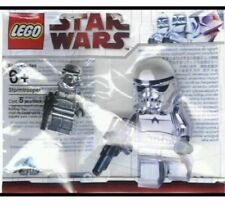 LEGO STAR WARS - Silver Stormtrooper Polybag - New factory sealed, Unopened.