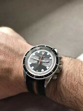 Tudor Heritage Chronograph. Comes With Original Box, Papers And Nato Strap