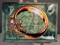 Lord of the Rings The Fellowship of the Ring - Gift Cards - Cards & Envelopes