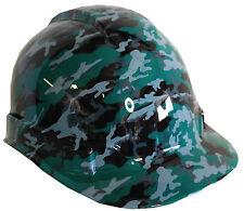 Hard Hat Green Urban Camo w/ Free BRB Customs T-Shirt