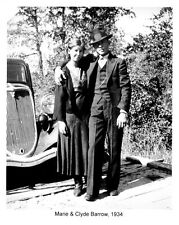 "Bonnie and Clyde 10"" x 8"" Photograph no 6"