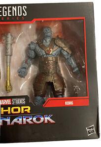 Marvel Legends 80th Anniversary Thor Ragnarok Korg Loose 100% Complete