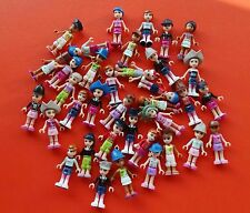 LOT OF 10 LEGO Friends and other mix (Random )ACTION FIGURES  #lsd3