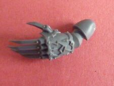 Chaos Space Marine RAPTORS Left Hand LIGHTNING CLAW (B) - Bits 40K