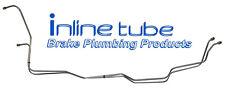 75-79 Nova Automatic Transmission Trans Cooler Fluid Lines Tubes OE Steel