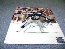 Darrin Smith Seattle Seahawks Signed 8x10 Photo Miami Hurricanes Dallas Cowboys