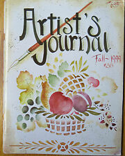 Jo Sonja's Artist's Journal  MAGAZINE Issue 38 FALL 1999 MINT CONDITION