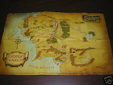 Mines of Moria Folded Map      LOTRO  MOM
