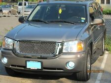 02-2006 GMC Envoy chrome mesh grille bentley grill trim full replacement