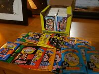 Garbage Pail Kids Lot 25 Cards plus unopened wax pack 2nd - 15th Series 💣💥