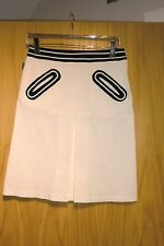 Vintage Moschino Skirt Fits Size 8