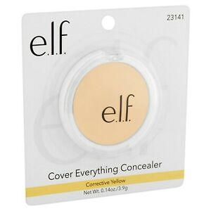 ELF Cover Everything Concealer #23141 Corrective Yellow & #23142 Light New