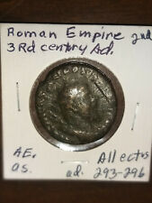 New ListingCoin - Ancient Roman - Allectus - 293-296 Ad - Vg