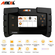 Ancel FX4000 Full System ABS Airbag SRS EPB Diagnostic Tool Scanner Engine OBD2