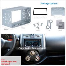 2DIN Universal Metal Installation Frame Set Fit Double Din Car Dash Radios Stere