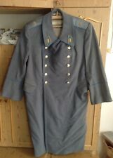 Russian Soviet General Coat army Military Uniform officer Winter Overcoat USSR
