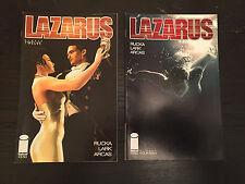Lazarus Comics - Issues #12 & #14 - Image Comics