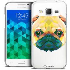 Coque Housse Etui Pour Samsung Galaxy Core Prime (G360) Polygon Animal Rigide Fi