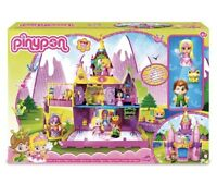 Pinypon the Palace of Princesses and fairies with 1 Doll Pin put Toy Educational