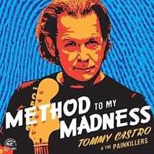 Tommy Castro & The Painkillers: Method To My Madness (Translucent Blue Vinyl) LP