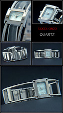 Elegant Osco Steel Women's Watch Designer Dream Stick Oblong Form Action OFFER