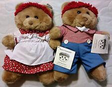 Bearly Raggedy's Raggedy ( Ann ) Bear (set) Princess Soft Toys Stuffed Animals