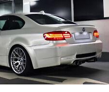 BMW 3er E92 Coupe M3 Kofferraumlippe Heckspoiler Hinten Performance Spoiler