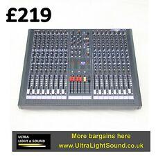 More details for soundcraft lx 7 16 channel sound desk