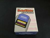 Nintendo Gameboy Pocket Printer Free Shipping with Tracking# New from Japan