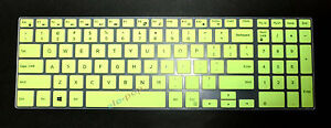 Keyboard Skin Cover for Dell G3 3579 3590 3779 G7 7590 7790 G5 15 5587 5500 5505