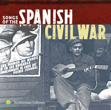 Various Artists : Songs of the Spanish Civil War CD (2014) ***NEW*** Great Value