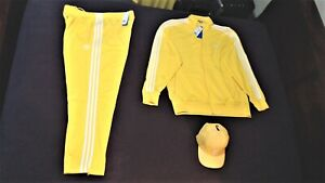 6 Adidas 2XL Track Suits