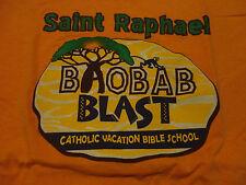 Catholic Vacation Bible School T Shirt BAOBAB BLAST Saint Raphael FREE Shipping