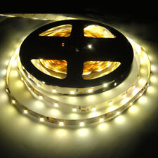 Warm White 5M 300leds 3528 SMD Xmas LED Strip Lights Lamp Non-Waterproof 12V