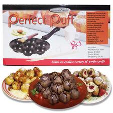 Padella PERFECT PUFF stampi per PANCAKE Dolci Cucina