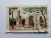 FRANCE Timbre Saint remy les antique 50 francs n° 1130 de 1957