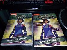 The Legend of Korra Book Four: Balance DVD