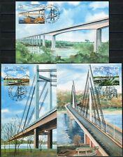 0419 SERBIA 2011 - Science - Bridges - Architecture - MC