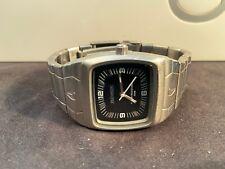 Nixon The Manual Watch Silver/Black