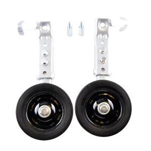 Stabilisateur reglable renforce roue acier - pour velo 24 a 28 '' adulte (pr)