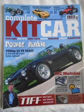 Complete Kitcar Aug 2010 LS V8 GD 427, NG TF, DNA 430, MK Indy R